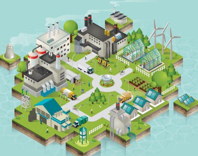 """Нисковъглеродна енергия за транспорта и бита""""     (ЕПЛЮС)"""