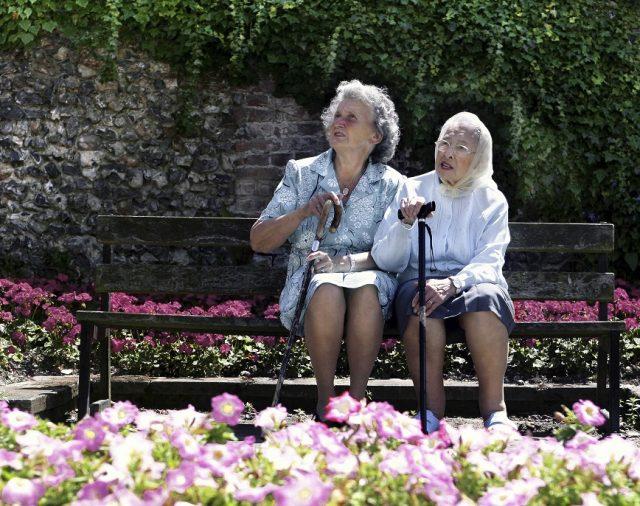 Проучване на здравето, застаряването и пенсионирането в Европа (SHARE)