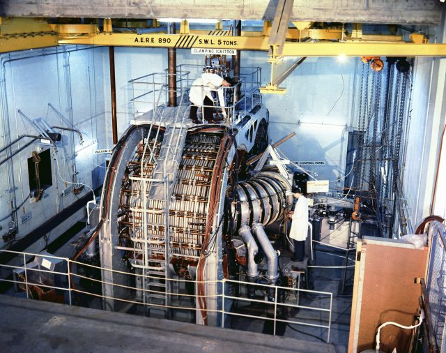 Изследвания в областта на управляемия термоядрен синтез /ИТЕР/