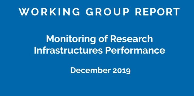 Monitoring of Research Infrastructures Performance