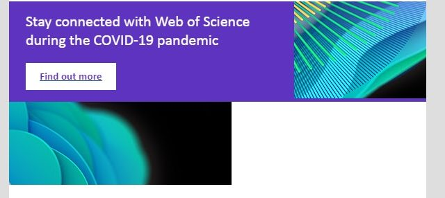How can I access Web of Science and InCites remotely?