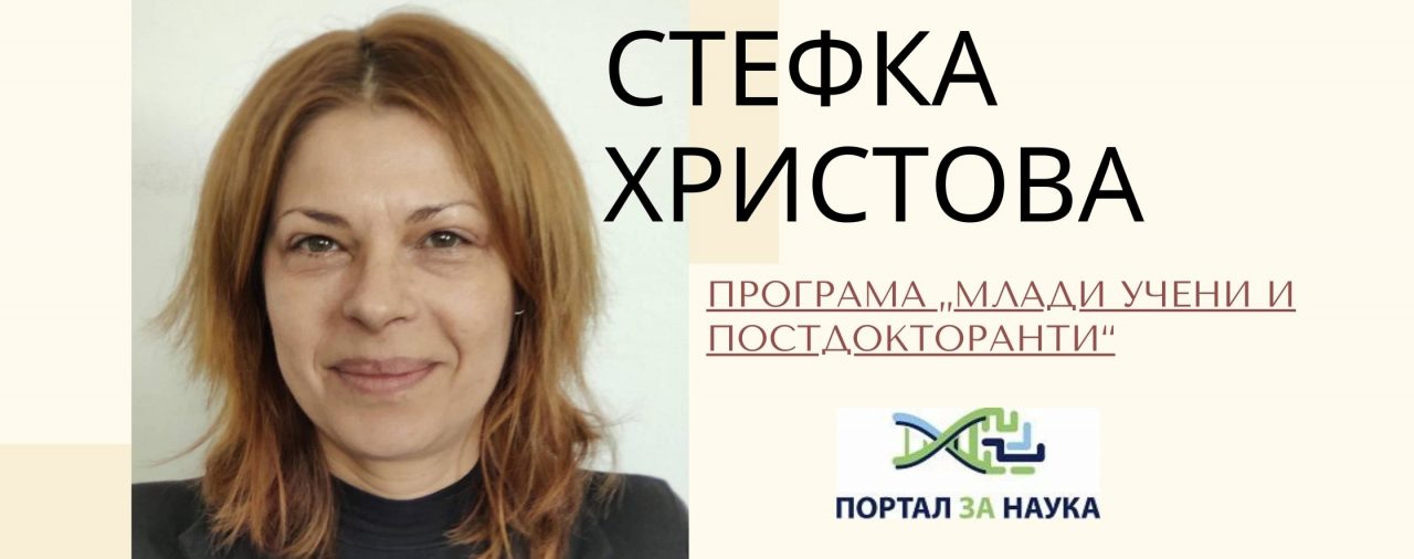 Стефка Веселинова Христова
