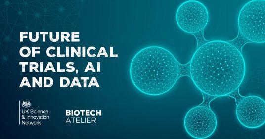 """Конференция на тема """"Бъдещето на клиничните изпитвания, изкуствения интелект и работата с данни"""" – 25 септември, 11:00 ч."""