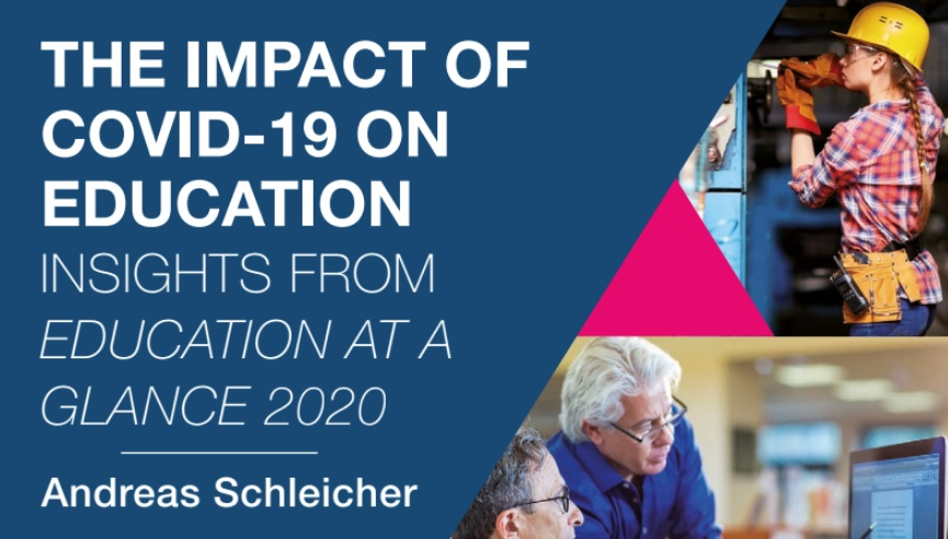 The impact of COVID-19 on education - Insights from Education at a Glance 2020
