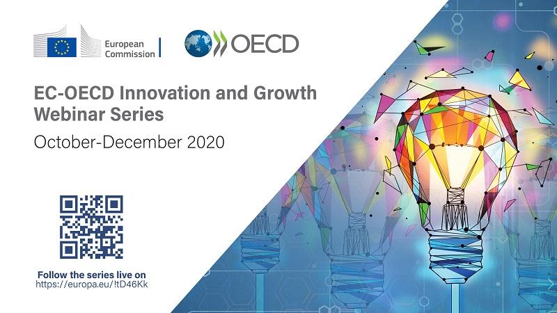 Поредица от уебинари на тема иновации и растеж