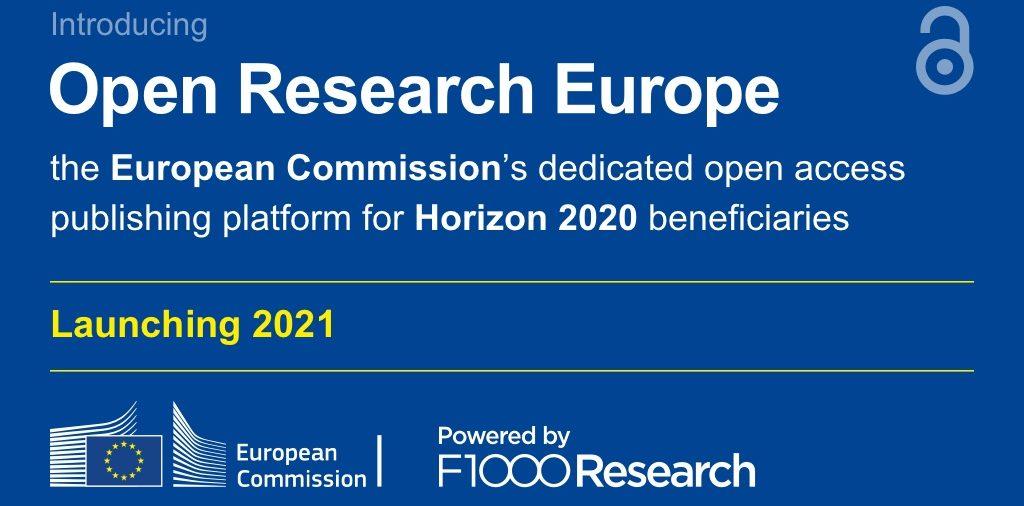 Европейскатa комисия представи платформата Open Research Europe (ORE)