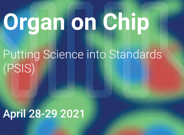 Онлайн семинар 'Organ on Chip: Towards Standardization'