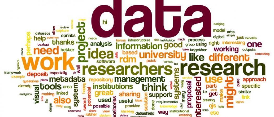 Управление на научноизследователски данни