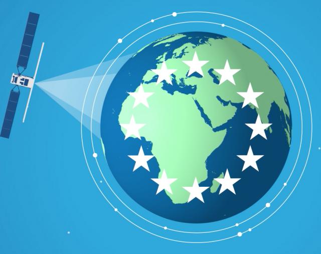 Нов център на Комисията за знания относно наблюдението на Земята